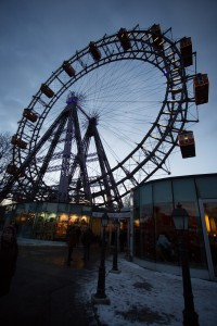 Giant Prater Wheel
